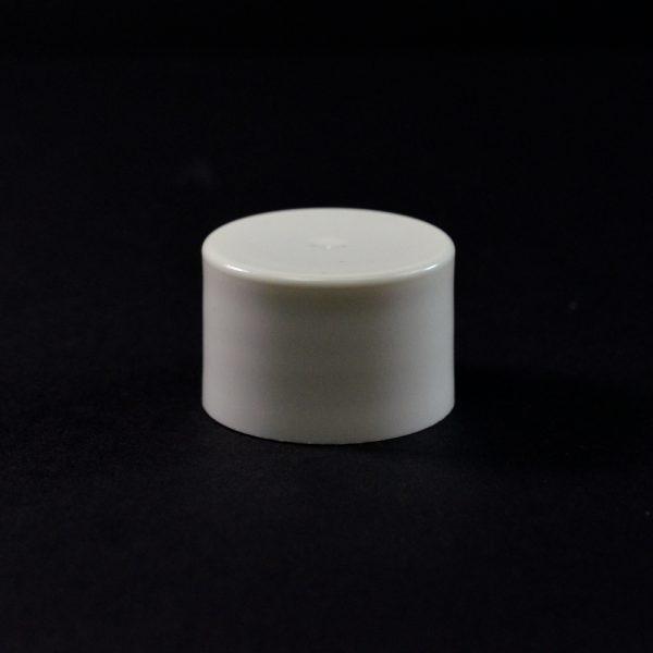 Plastic Cap 30-400 Capsulotto Basso White_3615