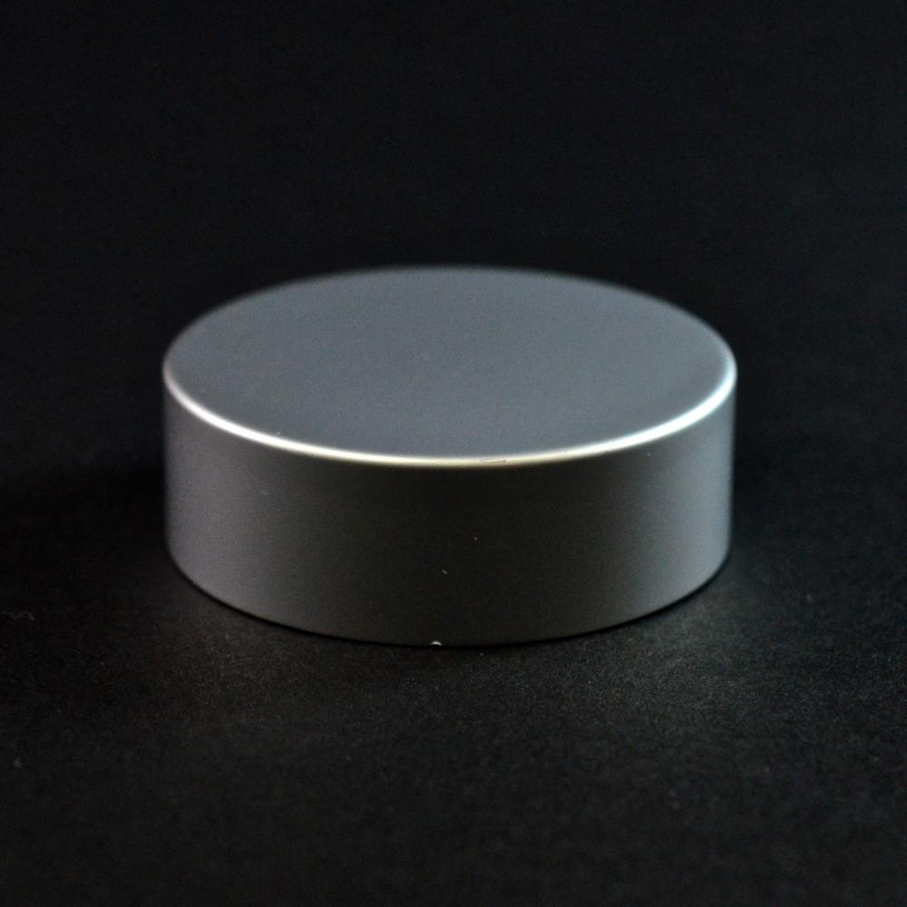 40/400 Matte Silver Metal Overshell Rabat Urea Unlined Cap