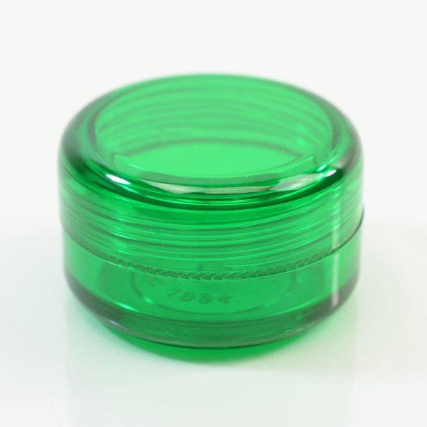 Plastic Jar 0.5 oz. Mode PET Lime 43SP_1409