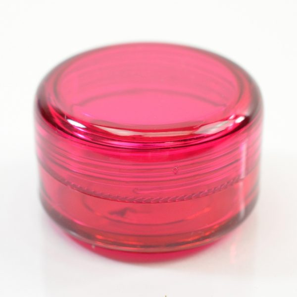 Plastic Jar 0.5 oz. Mode PET Pink 43SP_1410