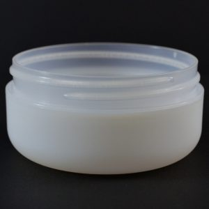 Plastic Jar 2 oz. Double Wall Round Base LP IMF PP-PS 70-400_1175