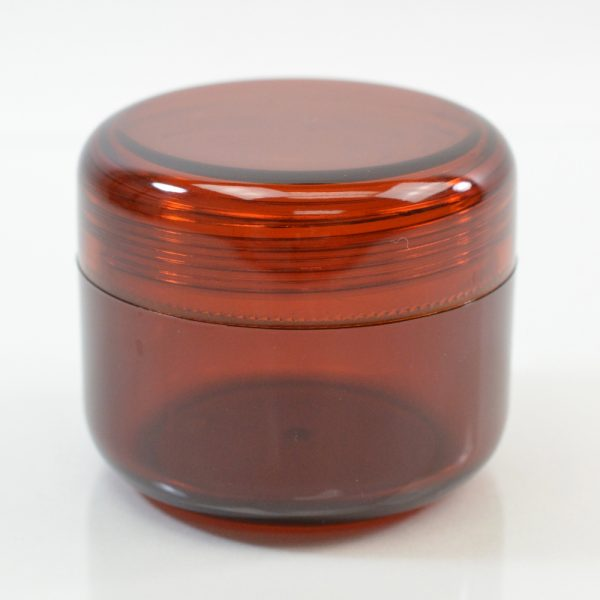 Plastic Jar 2 oz. Mode PET Brown 53SP_1417