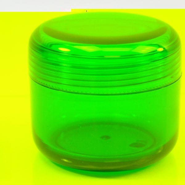 Plastic Jar 4 oz. Mode PET Lime 70SP_1432