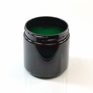 Plastic Jar 4 oz. Straight Sided PET Emerald 58-400_1371