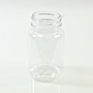 Plastic Pharma Packer 100ml 38-400 PET Clear_3146