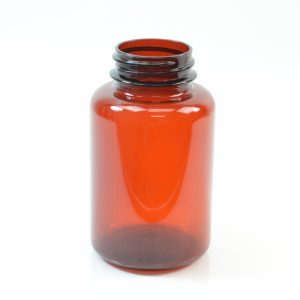 Plastic Pharma Packer 120ml 38-400 PET Amber_3125