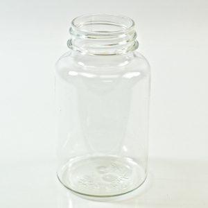 Plastic Pharma Packer 120ml 38-400 PET Clear_3147