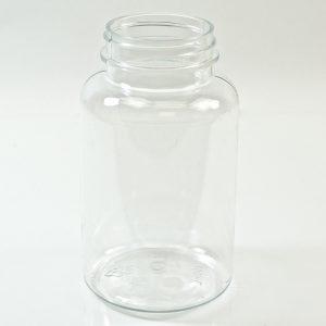 Plastic Pharma Packer 175ml 38-400 PET Clear_3149