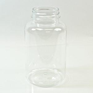 Plastic Pharma Packer 275ml 45-400 PET Clear (1)_3154