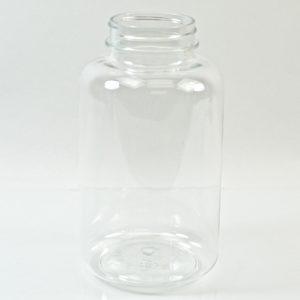 Plastic Pharma Packer 300ml 45-400 PET Clear_3155