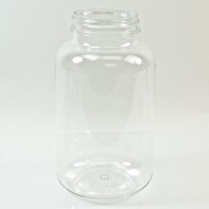 Plastic Pharma Packer 400ml 45-400 PET Clear_3156