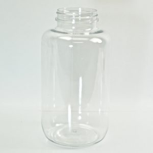 Plastic Pharma Packer 500ml 53-400 PET Clear (1)_3159