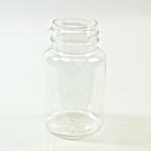 Plastic Pharma Packer 75ml 33-400 PET Clear_3145