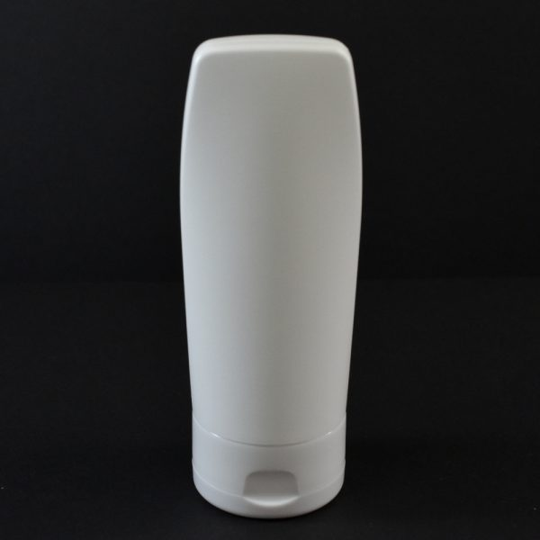Plastic Tube 4 oz. Euro Tube HDPE White 22-400_2944