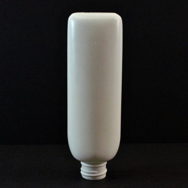 Plastic Tube 4 oz. Malibu White MDPE 24-410_2954