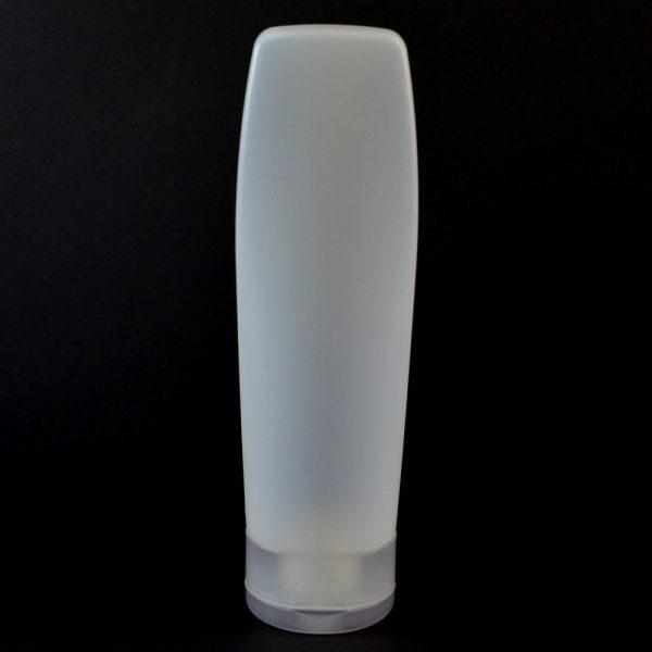 Plastic Tube 6 oz. Euro Tube HDPE Natural 22-400_2945