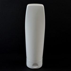 Plastic Tube 6 oz. Euro Tube HDPE White 22-400_2946
