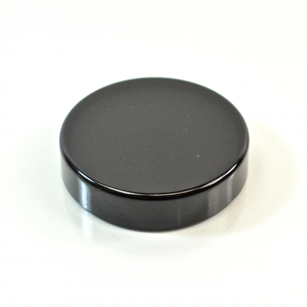 Powder Cap Black Phenolic FIT 0.75 oz.