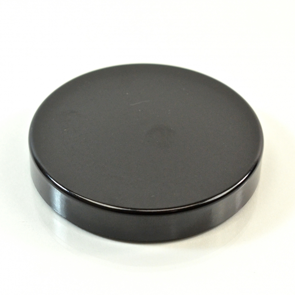 Powder Cap Black Phenolic FIT 1.5 oz.