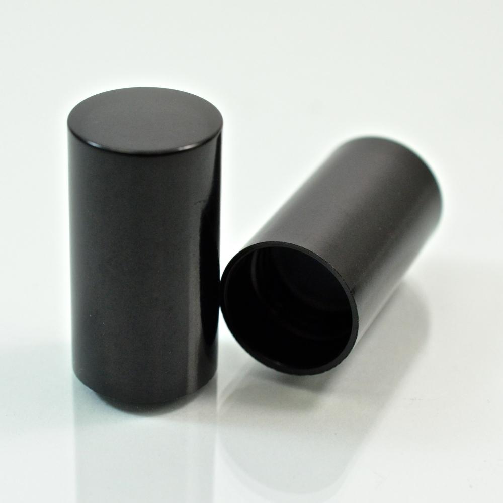 19.1mm GPI Special Fran Alta Urea Black Roll On Cap