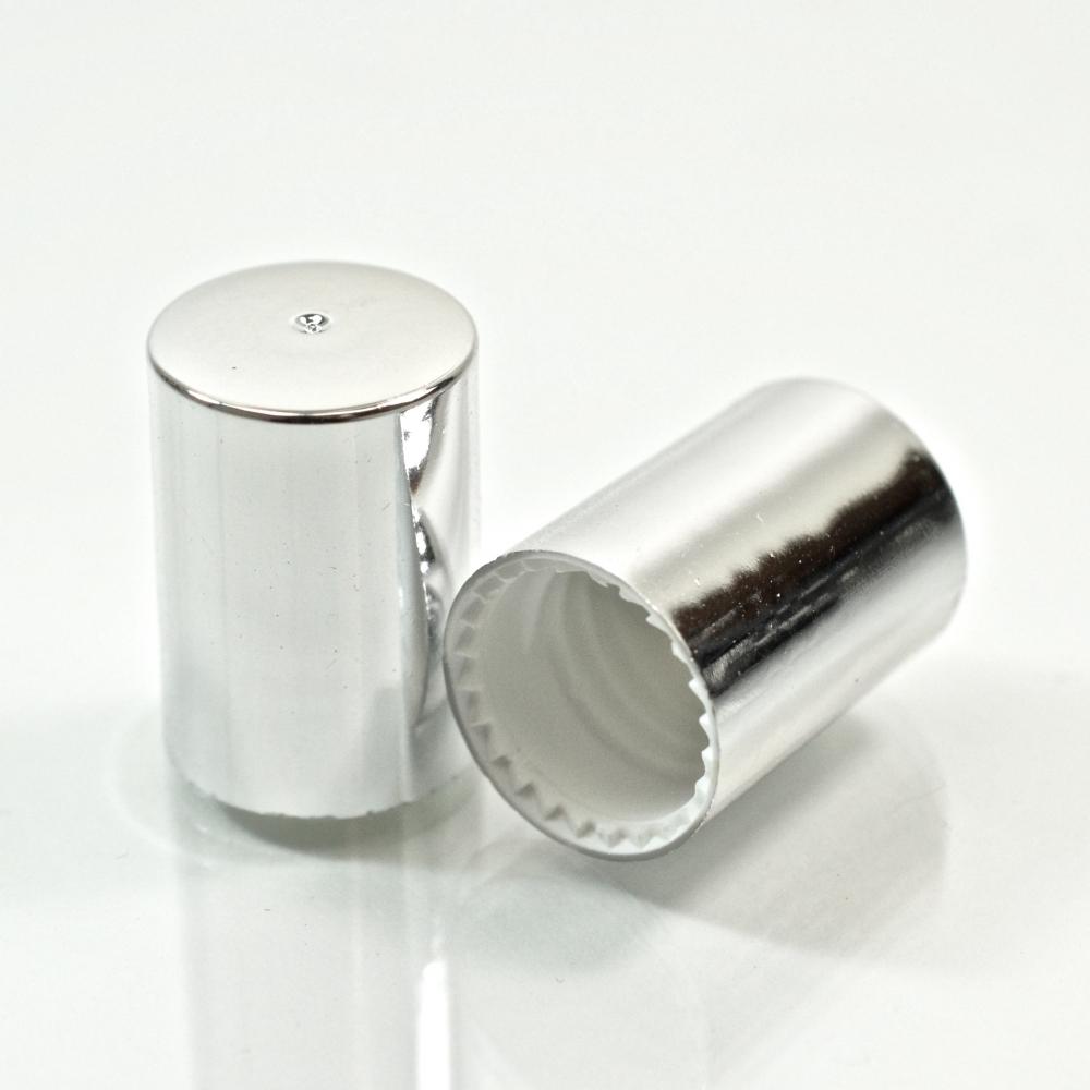 16.0mm GPI Special Olimpia Shiny SilverRoll On Cap