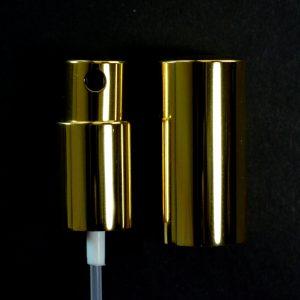 Spray Pump 15-415 Black with Shiny Gold_1655