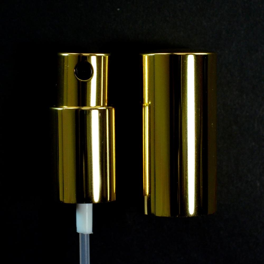 15/415 Fine Mist Sprayer Gold/Black