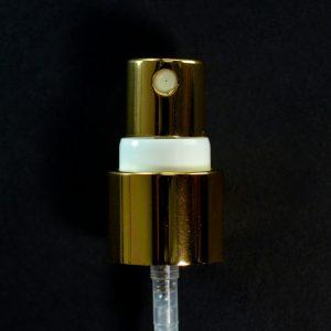 Spray Pump 20-410 Shiny Gold Clear Hood_1663