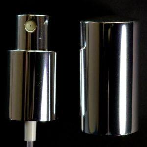 Spray Pump 20-415 Shiny Silver_1692