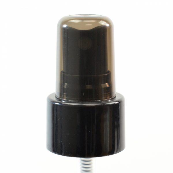 Spray Pump 22-415 Fine Mist Black Ribbed DT (1)_1639