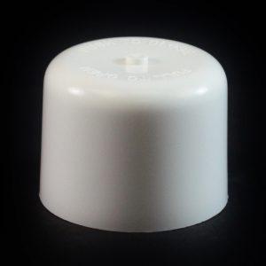 Symmetrical Cap - 24-410 White Push Pull to 8 oz #221_1970