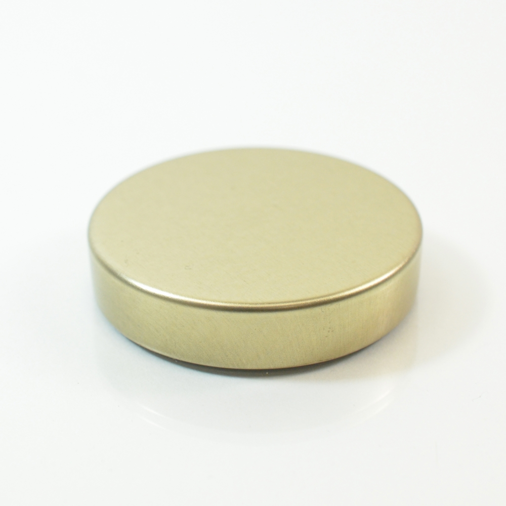 48/400 Gold Unishell Cap F217