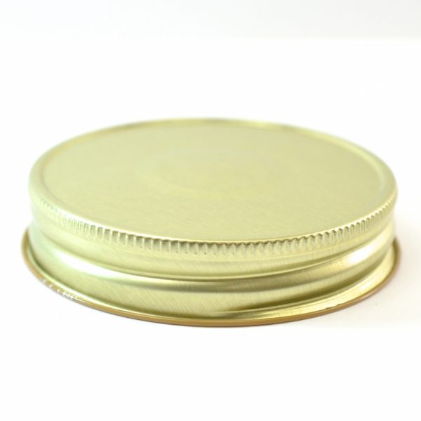 Tin Cap 70G-450 Gold-Buff with Button_1761