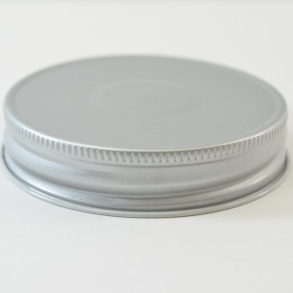 Tin Cap 70G-450 Silver with Button_1765