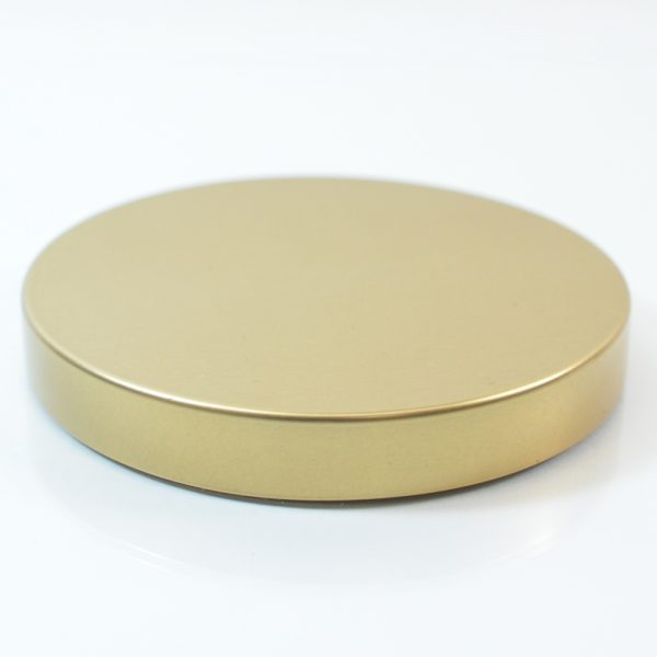 Tin Cap 83-400 Unishell Smooth Straight Sided Gold-Gold_1755