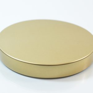Tin Cap 89-400 Unishell Smooth Straight Sided Gold-Gold_1757