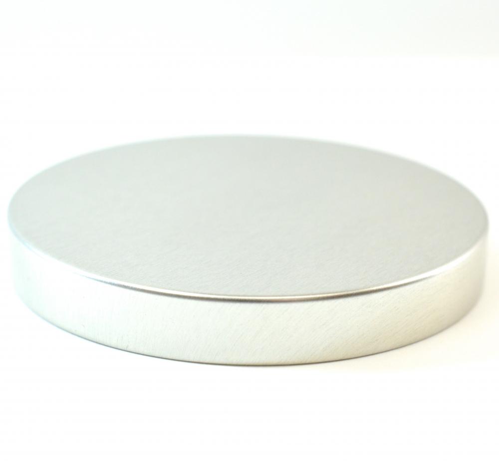 89/400 Silver Unishell Cap F217