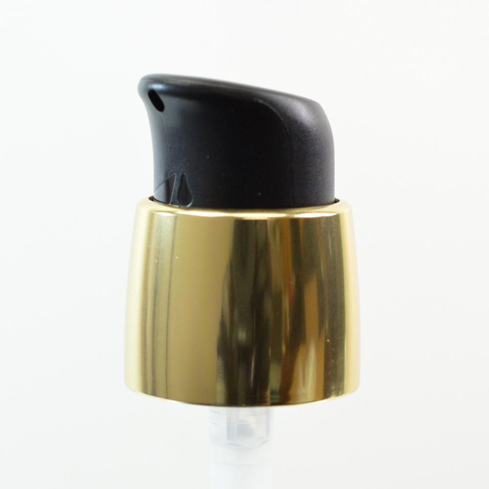 18/400 Treatment Pump Aria Head Shiny Gold/Black