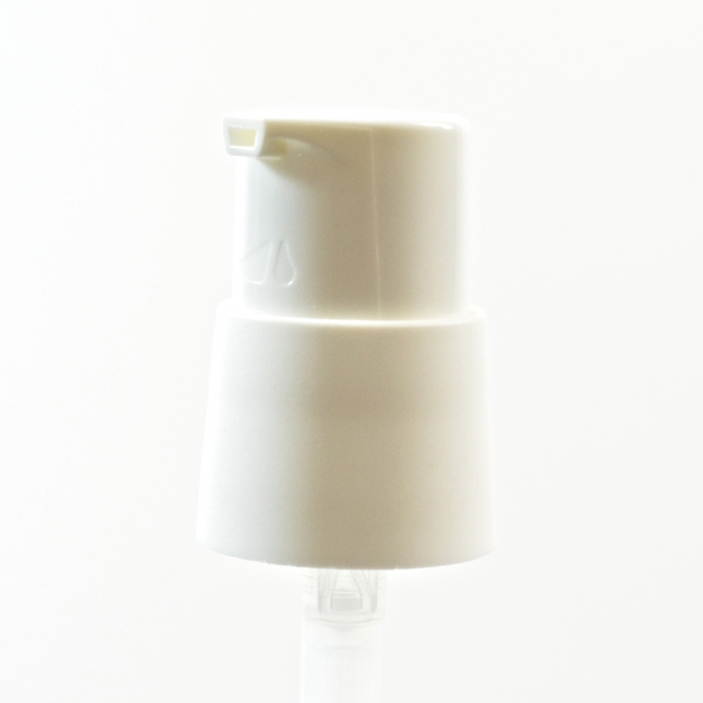 18/400 Treatment Pump Prelude Standard White PP