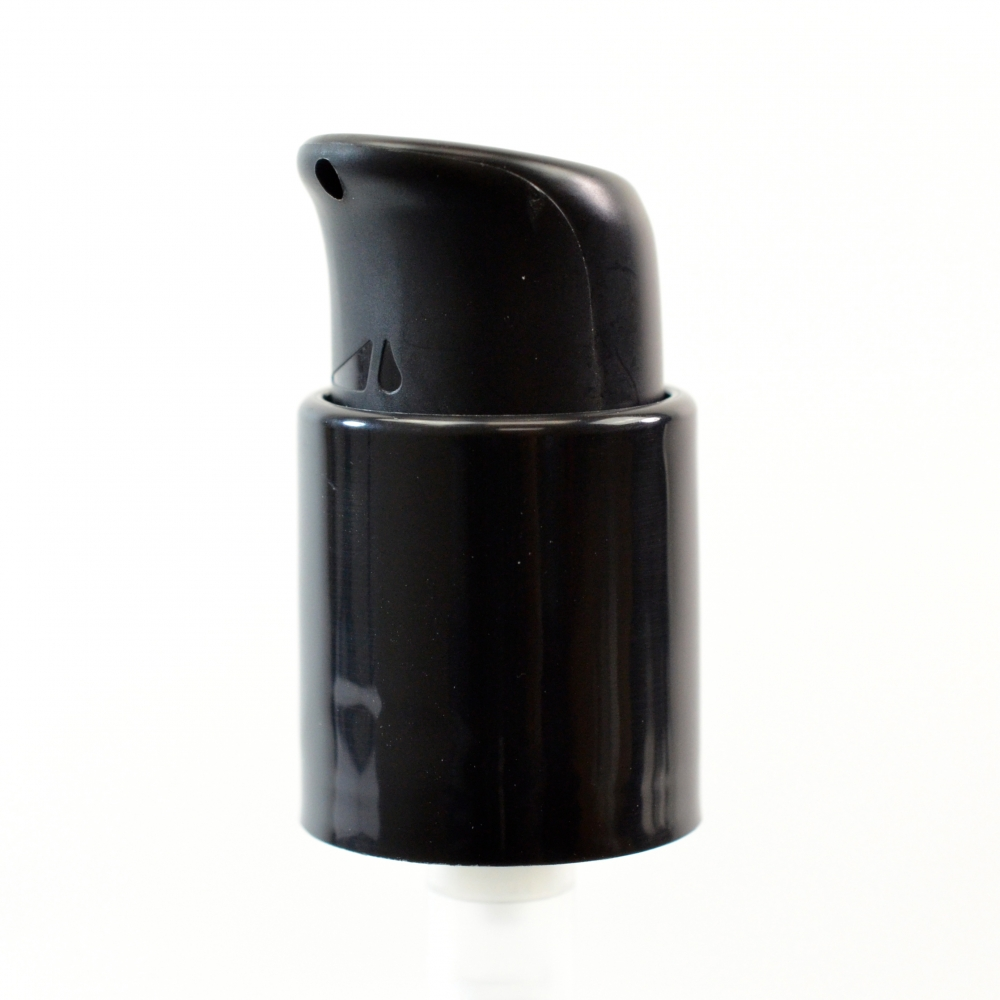 22/410 Treatment Pump Straight Sided 2 Piece Black