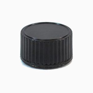 18-400 Black Phenolic Cone Lined Cap_2121