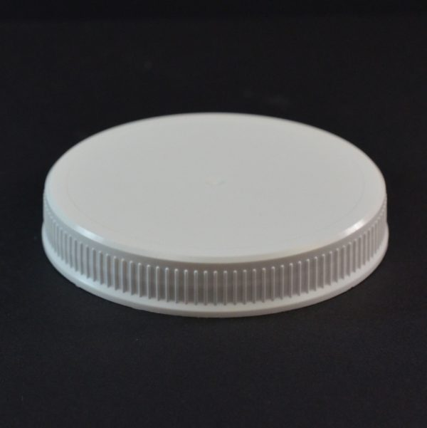 89-400 White Fine Ribbed Flat Lid_2829