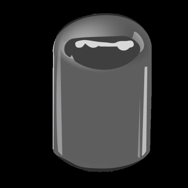 Compression Molded Dome Bottle Cap_2103