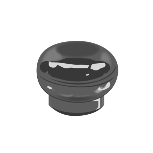 Compression Molded Eclipse Bottle Cap (20)_2357