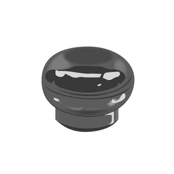 Compression Molded Eclipse Bottle Cap (4)_2079