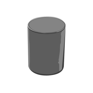Compression Molded Extra Tall Bottle Cap_2101