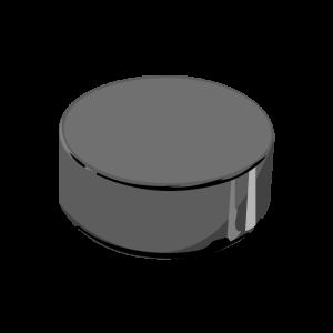 Compression Molded Extra Tall Jar Cap_2412