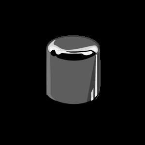 Compression Molded Plateau Bottle Cap_2089