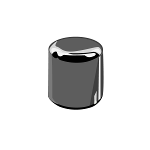 Compression Molded Plateau Bottle Cap_2105
