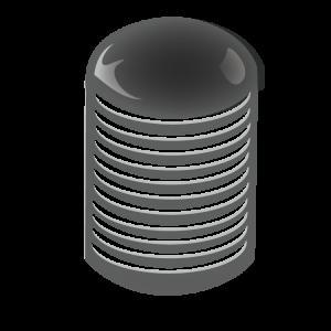 Compression Molded Ring Bottle Cap (36)_2396